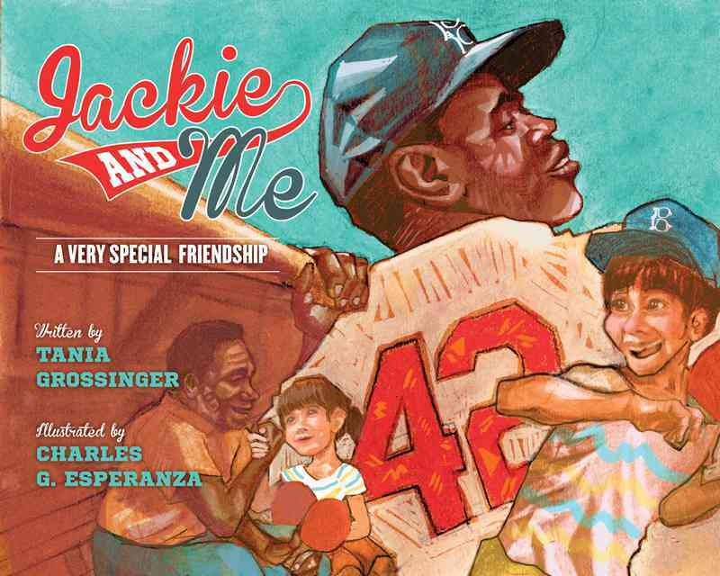 Jackie and Me By Grossinger, Tania/ Esperanza, Charles George (ILT)